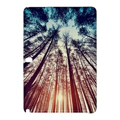 Up View Forest  Samsung Galaxy Tab Pro 10 1 Hardshell Case by Brittlevirginclothing