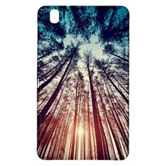 Up View Forest  Samsung Galaxy Tab Pro 8 4 Hardshell Case by Brittlevirginclothing