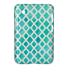 Blue Mosaic Samsung Galaxy Tab 2 (7 ) P3100 Hardshell Case  by Brittlevirginclothing