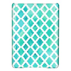 Blue Mosaic Ipad Air Hardshell Cases by Brittlevirginclothing