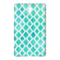Blue Mosaic Samsung Galaxy Tab S (8 4 ) Hardshell Case  by Brittlevirginclothing