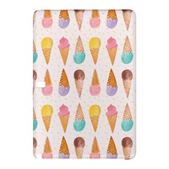 Cute Ice Cream Samsung Galaxy Tab Pro 12 2 Hardshell Case by Brittlevirginclothing