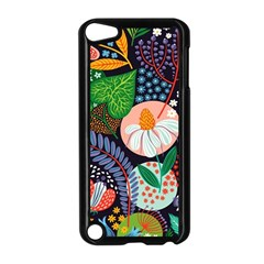 Japanese Inspired Apple Ipod Touch 5 Case (black) by Brittlevirginclothing