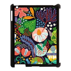 Japanese Inspired Apple Ipad 3/4 Case (black) by Brittlevirginclothing