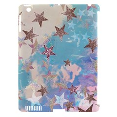 Pastel Stars Apple Ipad 3/4 Hardshell Case (compatible With Smart Cover) by Brittlevirginclothing