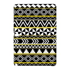 Black Bohemian Samsung Galaxy Tab Pro 10 1 Hardshell Case by Brittlevirginclothing