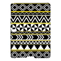Black Bohemian Samsung Galaxy Tab S (10 5 ) Hardshell Case  by Brittlevirginclothing