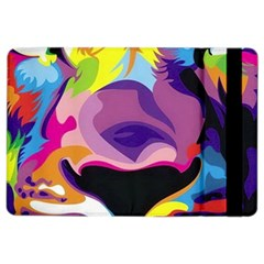 Colorful Lion Ipad Air 2 Flip by Brittlevirginclothing