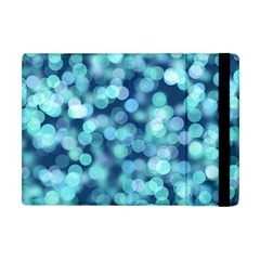 Blue Light Apple Ipad Mini Flip Case by Brittlevirginclothing