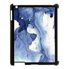 Paint In Water Apple Ipad 3/4 Case (black) by Brittlevirginclothing
