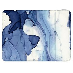 Paint In Water Samsung Galaxy Tab 7  P1000 Flip Case by Brittlevirginclothing