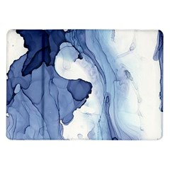 Paint In Water Samsung Galaxy Tab 10 1  P7500 Flip Case by Brittlevirginclothing