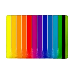 Faded Rainbow Ipad Mini 2 Flip Cases by Brittlevirginclothing
