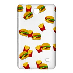 Hamburgers And French Fries  Samsung Galaxy Tab 4 (8 ) Hardshell Case  by Valentinaart
