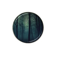 Dark Forest Hat Clip Ball Marker by Brittlevirginclothing