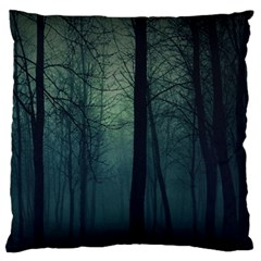Dark Forest Standard Flano Cushion Case (one Side) by Brittlevirginclothing