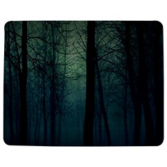 Dark Forest Jigsaw Puzzle Photo Stand (rectangular) by Brittlevirginclothing