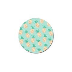 Pineapple Golf Ball Marker (10 Pack) by Brittlevirginclothing