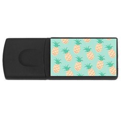 Pineapple Usb Flash Drive Rectangular (4 Gb) by Brittlevirginclothing
