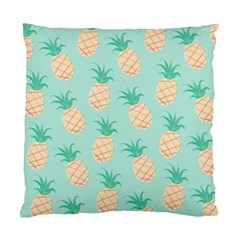 Pineapple Standard Cushion Case (two Sides) by Brittlevirginclothing