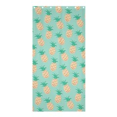 Pineapple Shower Curtain 36  X 72  (stall)  by Brittlevirginclothing