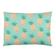 Pineapple Pillow Case (two Sides) by Brittlevirginclothing