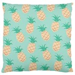 Pineapple Large Cushion Case (Two Sides) Back