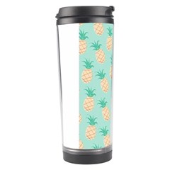 Pineapple Travel Tumbler by Brittlevirginclothing