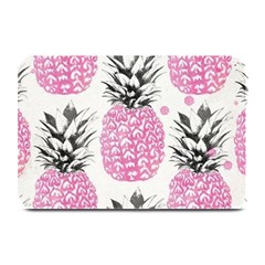 Pink Pineapple Plate Mats by Brittlevirginclothing