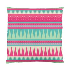 ¨pink Bohemian Standard Cushion Case (two Sides) by Brittlevirginclothing