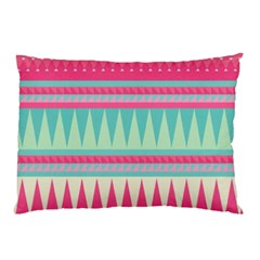 ¨pink Bohemian Pillow Case by Brittlevirginclothing