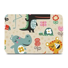 Cute Cartoon Plate Mats by Brittlevirginclothing