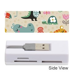 Cute Cartoon Memory Card Reader (stick)  by Brittlevirginclothing
