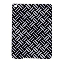 Woven2 Black Marble & White Marble Apple Ipad Air 2 Hardshell Case by trendistuff