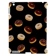Donuts Apple Ipad 3/4 Hardshell Case (compatible With Smart Cover) by Valentinaart