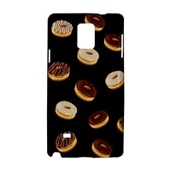 Donuts Samsung Galaxy Note 4 Hardshell Case by Valentinaart