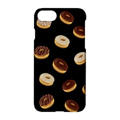 Donuts Apple Iphone 7 Hardshell Case by Valentinaart