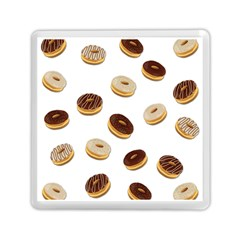 Donuts Pattern Memory Card Reader (square)