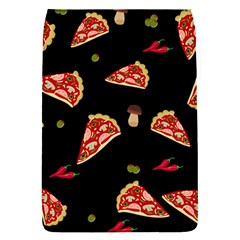 Pizza Slice Patter Flap Covers (s)  by Valentinaart