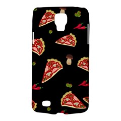 Pizza Slice Patter Galaxy S4 Active by Valentinaart