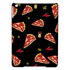 Pizza Slice Patter Ipad Air Hardshell Cases by Valentinaart