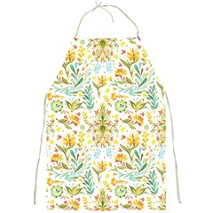 Vintage Pastel Full Print Aprons by Brittlevirginclothing