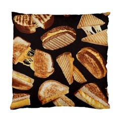 Delicious Snacks Standard Cushion Case (two Sides) by Brittlevirginclothing