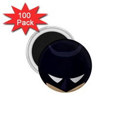 Batman 1 75  Magnets (100 Pack)  by Brittlevirginclothing