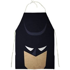 Batman Full Print Aprons by Brittlevirginclothing
