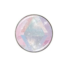 Pastel Crystal Hat Clip Ball Marker (4 Pack) by Brittlevirginclothing