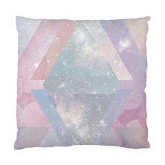 Pastel Crystal Standard Cushion Case (two Sides) by Brittlevirginclothing