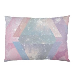Pastel Crystal Pillow Case by Brittlevirginclothing