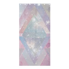 Pastel Crystal Shower Curtain 36  X 72  (stall)  by Brittlevirginclothing