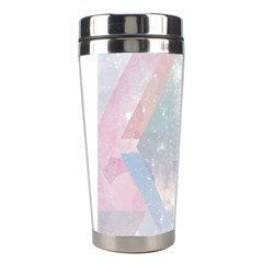 Pastel Crystal Stainless Steel Travel Tumblers by Brittlevirginclothing